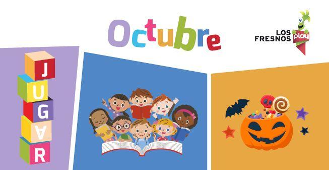 Diviértete en los talleres infantiles de Octubre de Los Fresnos