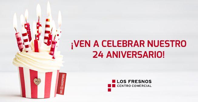 Celebra el aniversario de Los Fresnos