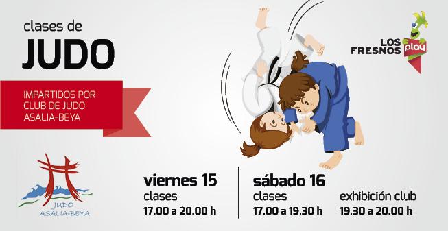 ¡Gran fin de semana repleto de judo!