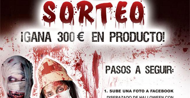 Participa en el concurso Halloween de Party Fiesta