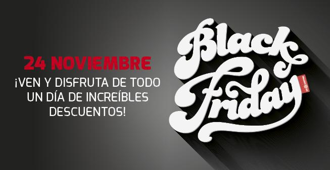 ¡Disfruta del #BlackFriday en Los Fresnos!