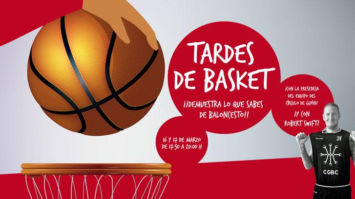 Participa en las Tardes de Basket de los Fresnos