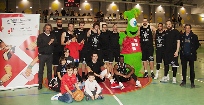 Acuerdo entre Los Fresnos y el Círculo Gijón Baloncesto