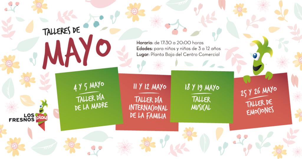 En Mayo, Diversión Asegurada ¡Con Play Club!