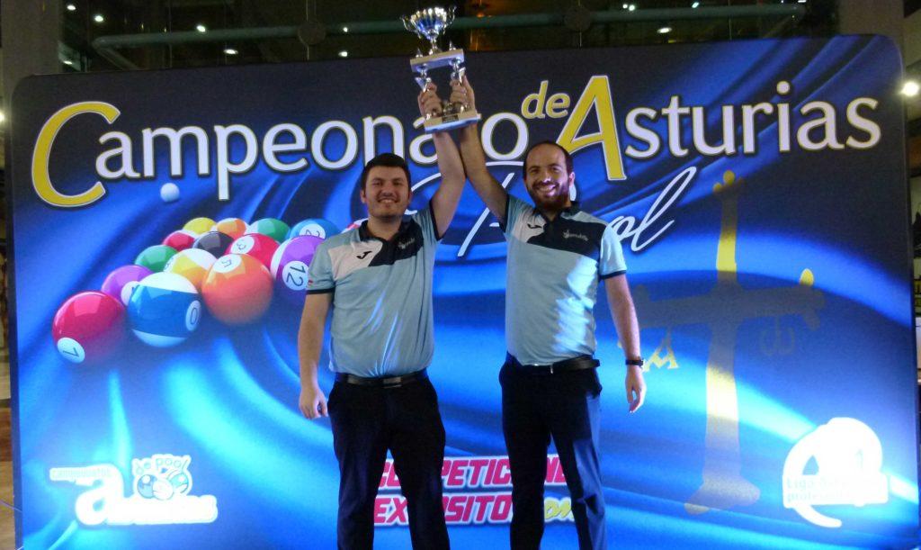 Anubis es el Nuevo Campeón de Asturias por Equipos