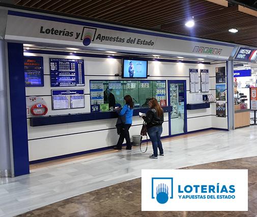 Administración Loterias 33