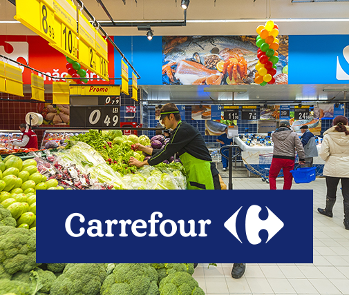 Carrefour Caja Central