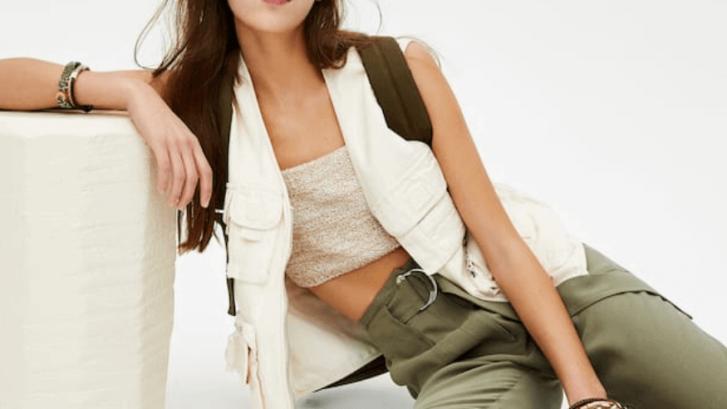 Paper bag: el pantalón estrella de la temporada