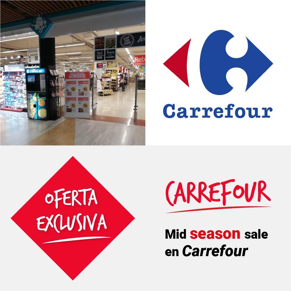 Los Fresnos Carrefour